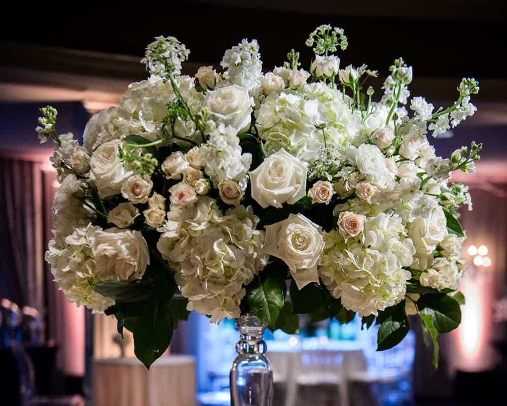 wedding florist in the Galleria area